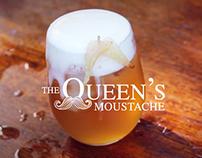The Queen's Moustache - by Alex Grossett