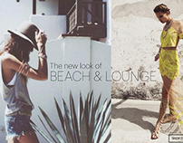 Victoria's Secret Website Refresh