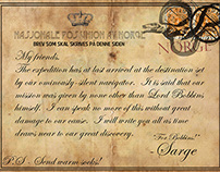 Arctic Expedition Letter
