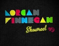 LORCAN FINNEGAN - SHOWREEL 2009
