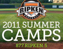 Summer Camps Collateral