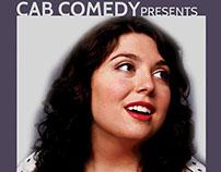 CAB Comedy - Jenny Zigrino