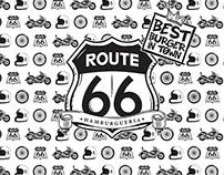 Route 66 - Hamburgueria