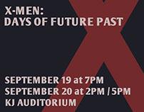 CAB Movies - X-Men Days of Future Past