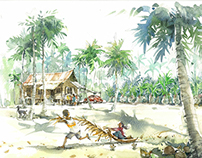 Kampung Childhood