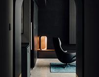 Hall Interiors: Park Infinia
