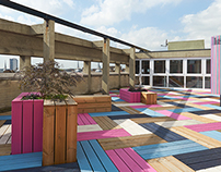 LCF Roof Terrace