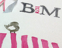 bird | wedding & christening invitation