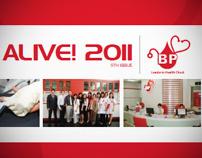 BP Alive 2011