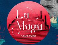 La Maga *Font Type*