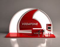 Vodafone booth