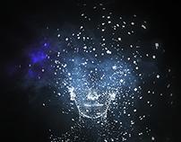 Particles head