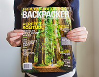 Recent work in Backpacker Magazine