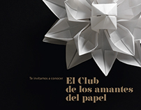 El Club de los amantes del papel - Fedrigoni