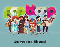 Pop Bloop / Design & Art Director / Development Head
