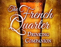 BOOK COVER: The French Quarter Drinking Companion