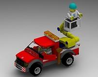 LEGO - Fire Rescue