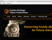 Family Heritage Video Productions