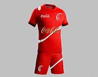 Famous Brands Soccer Jerseys