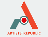 """Artists' Republic"" Interface & UX Design"