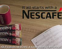 nescafe 3in1 mix TVC 15 scnd