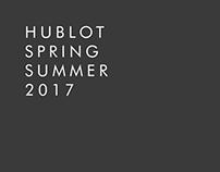 LOOKBOOK HUBLOT 2017