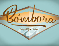 Bombora Surf Café · Branding
