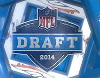2014 Denver Broncos Draft Show
