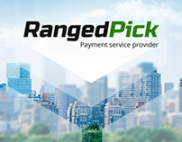 RangedPick website design
