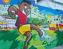 Grafite Pelé
