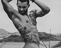Tattoos Sand