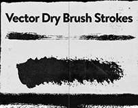 Free vector and raster brushes and resources