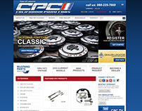 Calpony Cars Website