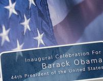 PCMA Obama Inauguration Celebration