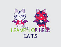 Heaven or Hell Cats