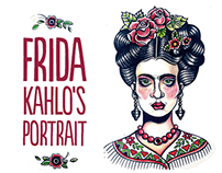 Frida Kahlo's Portrait