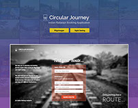 Indian Railways - Concept Application