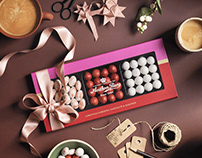 Anthon Berg – Christmas Packaging