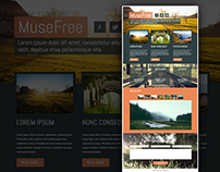 Download Muse Theme Template
