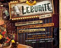 Leruaite Comedy Talk Show (print)