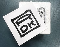 Robert D. Karns New Logo and Business Card