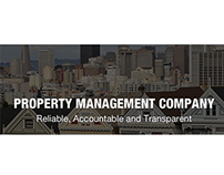 Property Management Consultant Website Design