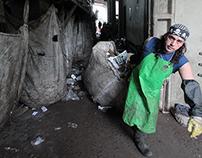 Transbordo de lixo de Porto Alegre