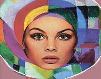 Sonia Delaunay tribute