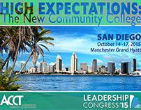 ACCT San Diego Congress 2015. Program.