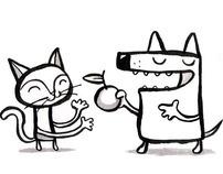You know, for kids! (Children's Illustration)