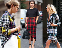 Fall Trend: Clad Yourself in Plaid