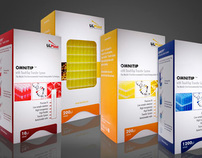 Pipette tip package re-design