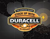 Duracell Hurricane Season
