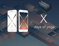 X Days of Yoga
